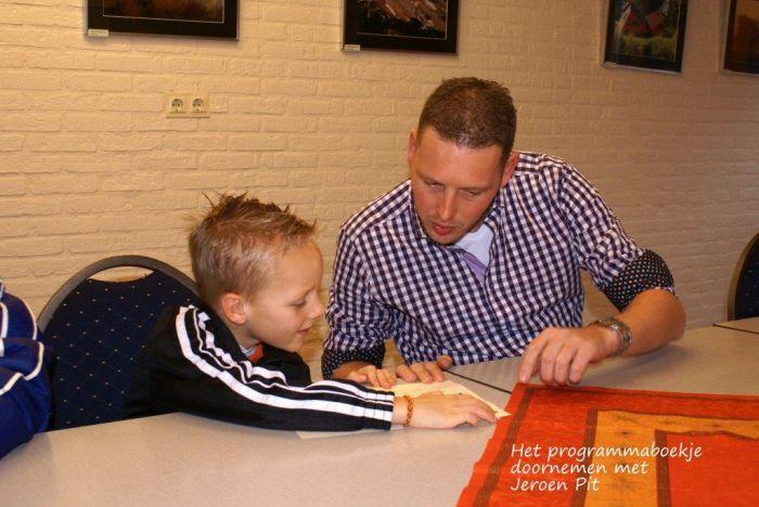 Galerij: Pupil v/d week - Gijs Doorten