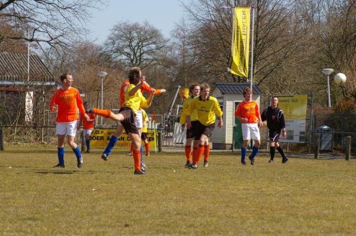 Galerij: Wapserveen 1 - Oranje Zwart 1