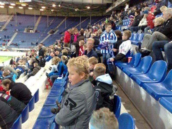 Galerij: OFW F2 - Bezoek jong SC Heerenveen/Emmen - jong NEC